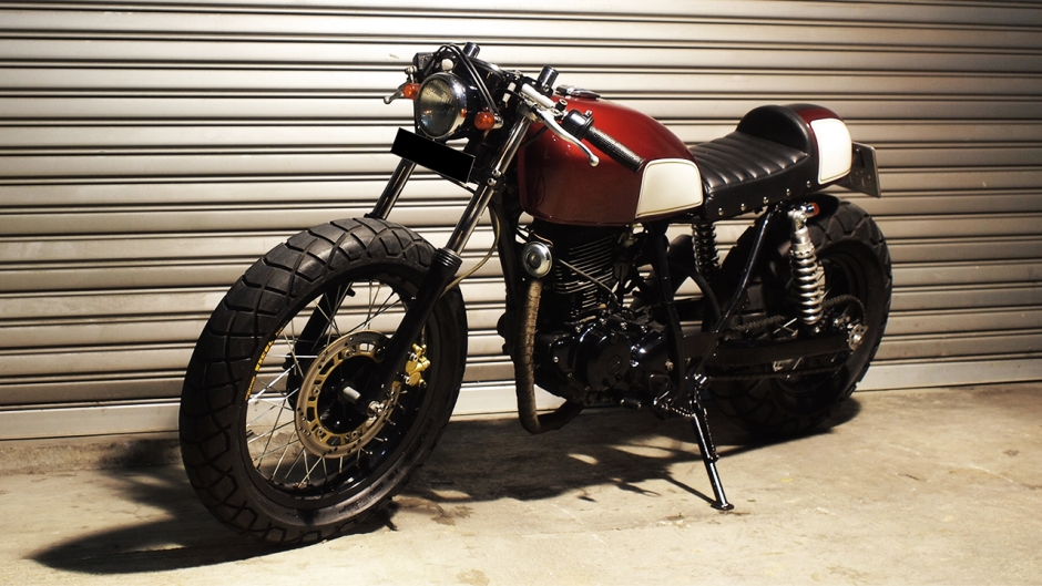 Custom Motorcycles | Vicious Cycles Singapore